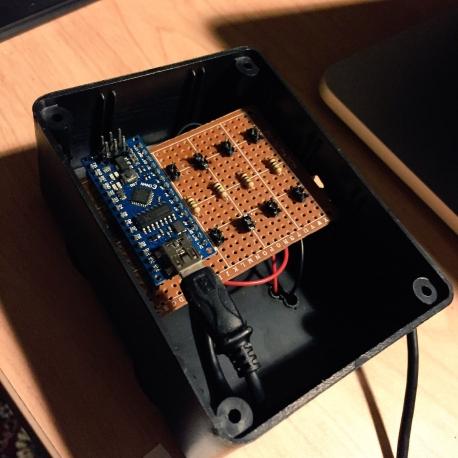 Piezo_Quad_Trigger_Arduino_Inside